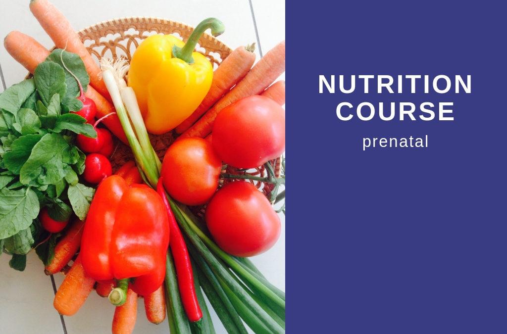 Sleeptastic Nutrition – Prenatal